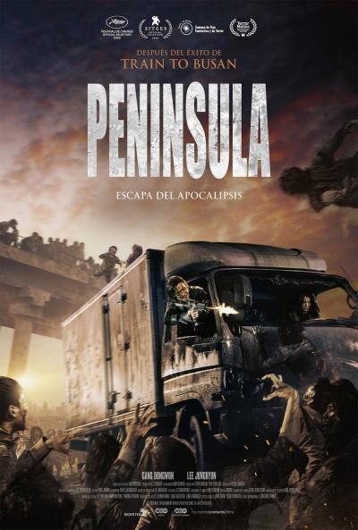 Poster Peninsula: Train to Busan 2