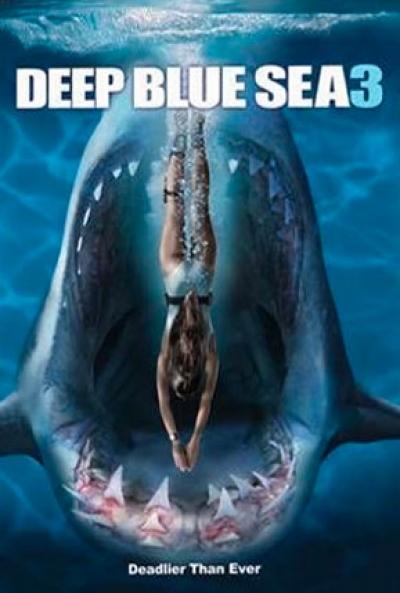 Poster Deep Blue Sea 3
