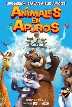 Poster Animales en Apuros