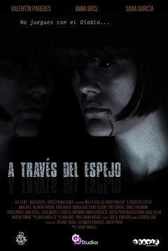 Poster A Través del Espejo