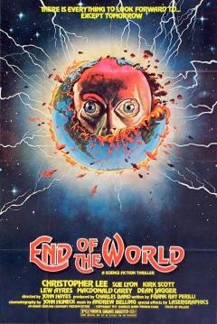 Poster El Último Día del Mundo