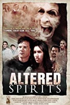 Poster Altered Spirits