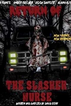 Poster Return of the Slasher Nurse