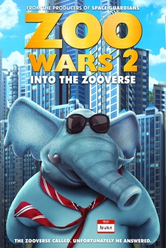 Poster Zoo Wars 2
