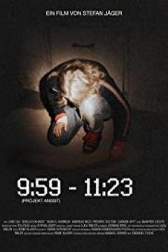 Poster 11:23-09:59 Projekt Angst