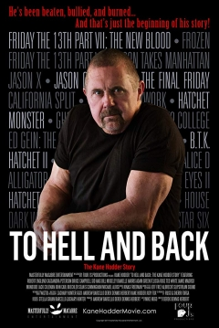 Poster To Hell and Back: The Kane Hodder Story