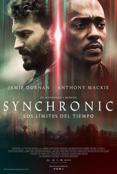 Poster Synchronic: Los Límites del Tiempo