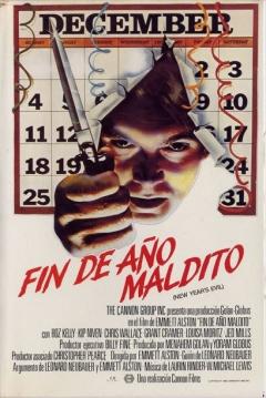 Poster Fin de Año Maldito