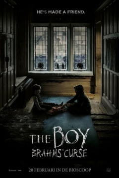 Poster The Boy 2: La maldición de Brahms