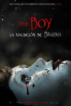Poster The Boy 2: La Maldición de Brahms