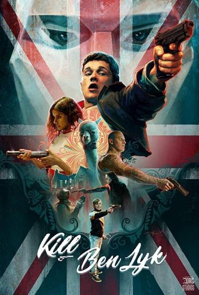 Poster Kill Ben Lyk