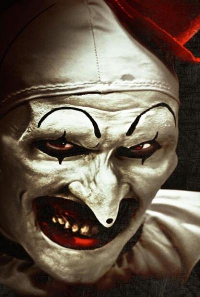Poster Terrifier 2