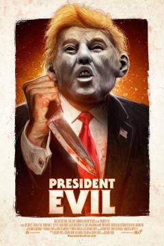 Poster President Evil