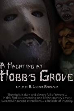 Poster A Haunting at Hobb's Grove
