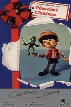Poster Pinocchio's Christmas
