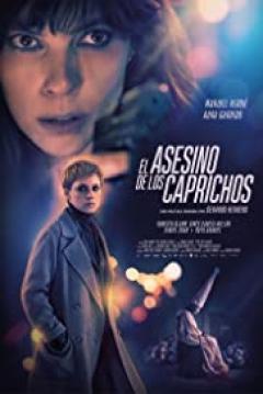 Poster El Asesino de los Caprichos (Los Asesinatos de Goya)