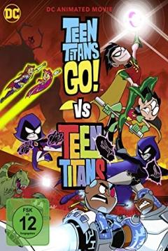 Ficha Teen Titans Go! Vs. Teen Titans