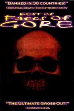 Poster Best of Faces of Gore