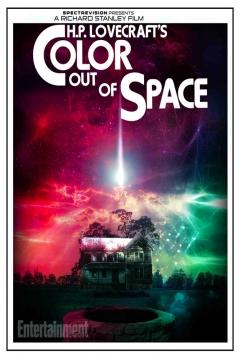 Poster El Color que Cayó del Cielo
