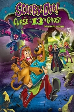 Poster Scooby-Doo! and the Curse of the 13th Ghost