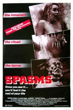 Poster Muerte Por Espasmos