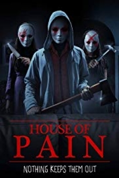 Poster House of Pain