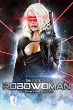 Poster RoboWoman