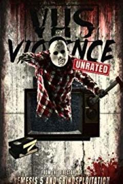 Poster VHS Violence
