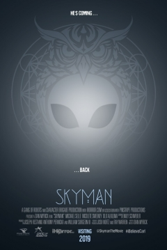 Poster Skyman