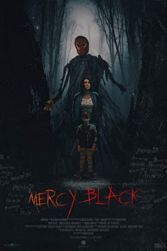 Poster Mercy Black