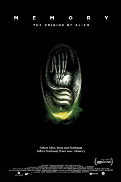 Poster Memory: The Origins of Alien