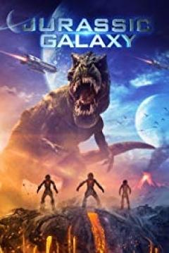Poster Jurassic Galaxy
