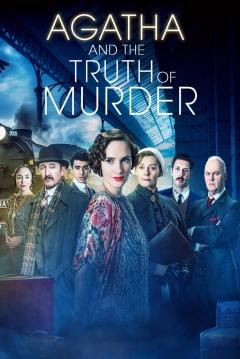Poster Agatha y la Verdad del Crimen