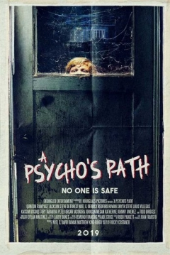 Poster A Psycho's Path