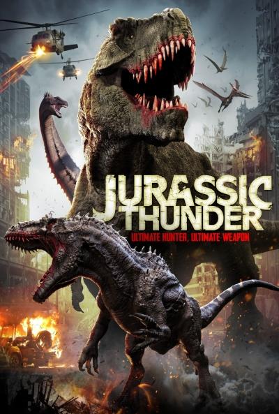 Ficha Jurassic Thunder