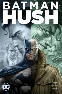Poster Batman: Hush