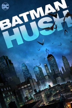 Poster Batman: Hush
