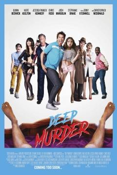 Poster Deep Murder