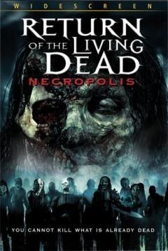 Poster El Regreso de los Muertos Vivientes 4: Necropolis