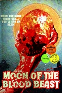 Poster Moon of the Blood Beast