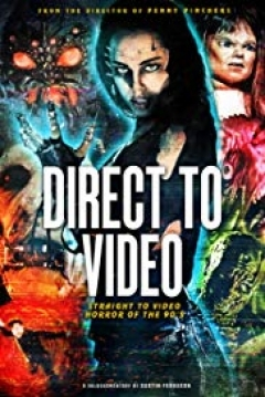 Poster Direct to Video: Straight to Video Horror of the 90s