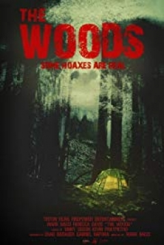 Poster The Woods