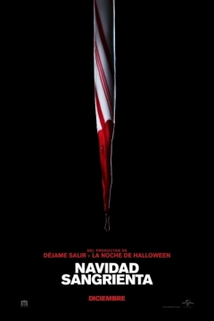 Poster Navidad Sangrienta