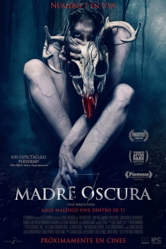 Poster Madre Oscura