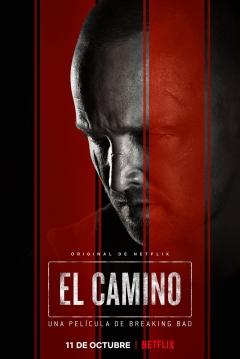 Poster El Camino: Una Película de Breaking Bad