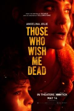 Poster Aquellos que desean mi muerte