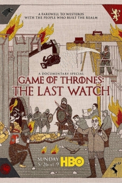 Poster Game of Thrones: The Last Watch