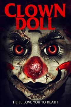 Poster Clowndoll