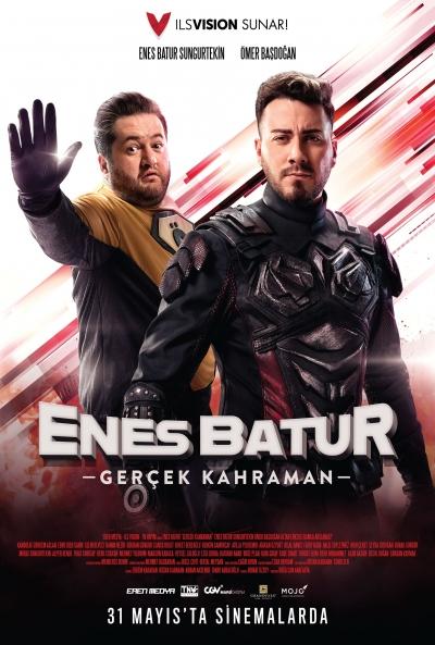 Poster Enes Batur 2
