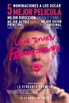 Poster Una Joven Prometedora